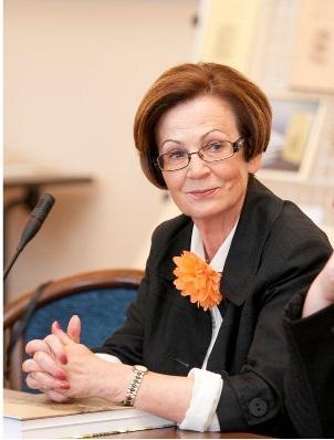 pagrindinė pranešėja prof. habil. dr. DM
